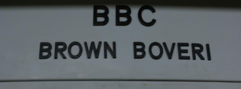 Wskrzeszenie nadajnika Brown-Boveri SL61 B3 (odcinek 2)