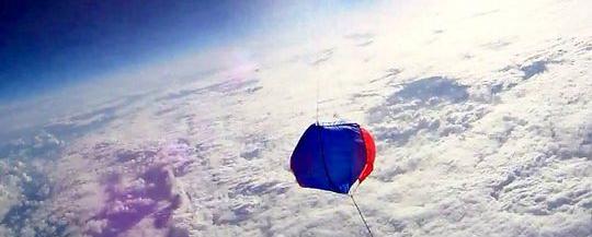 Do stratosfery! / To the stratosphere!
