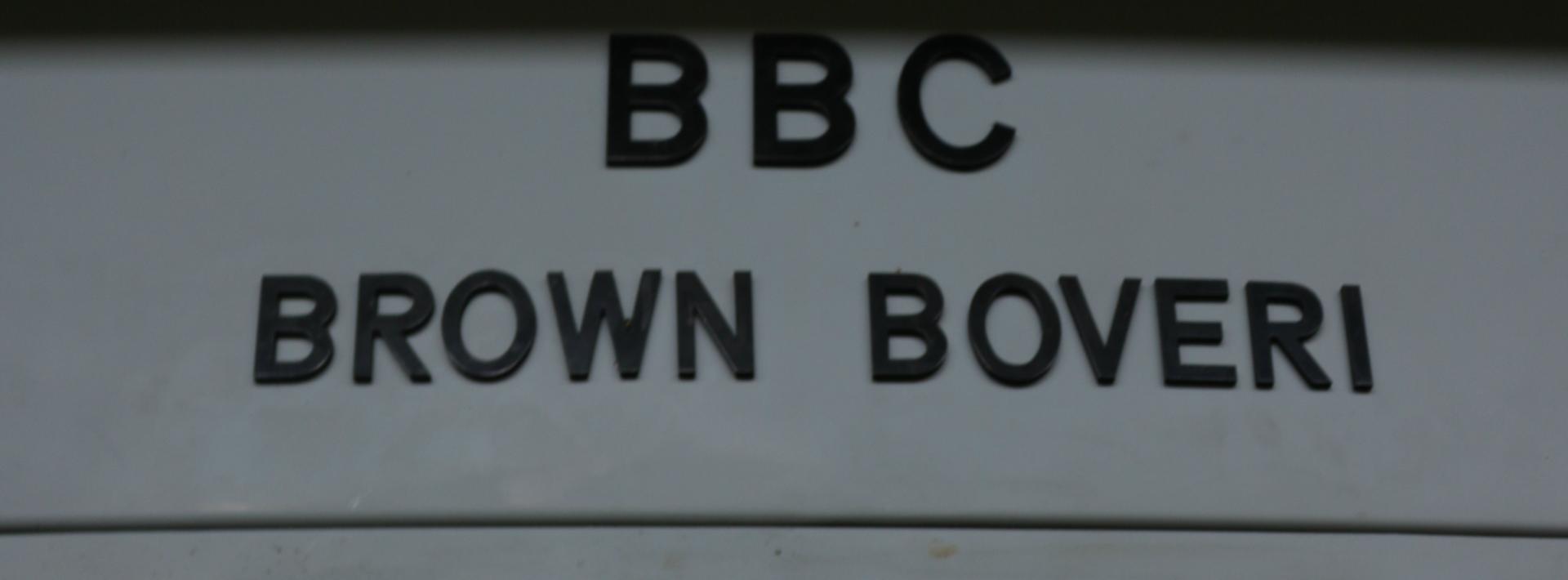 Wskrzeszenie nadajnika Brown-Boveri SL61 B3 (odcinek 8)