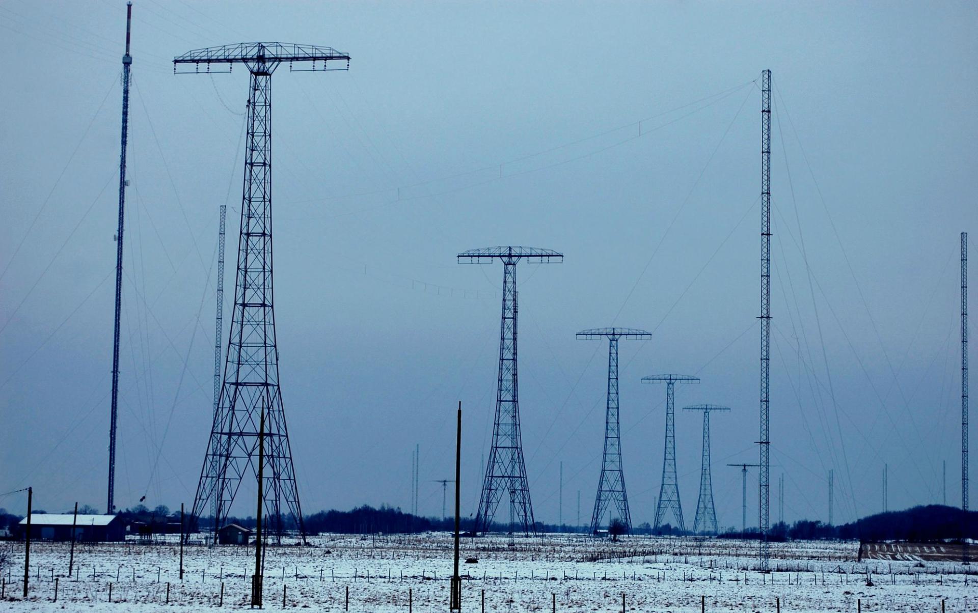 Wigilijna transmisja radiostacji SAQ